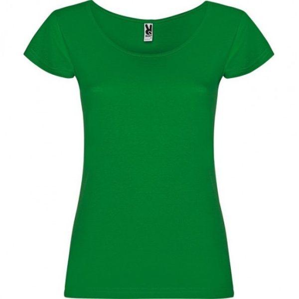 Tricou dama bumbac verde Guadalupe 6647